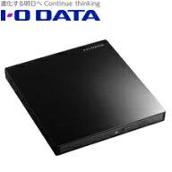 【送料無料】アイ・オー・データ機器USB3.0バスパワー対9.5mmスリムドライブ採用ポータブルブルーレイドライブピアノブラックEX-BD03K