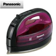 【送料無料】パナソニックコードレススチームアイロン(ピンク)NI-WL505-P
