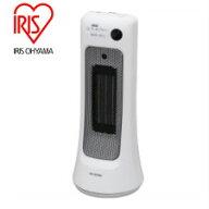 (単品限定購入商品)【送料無料】アイリスオーヤマセラミックヒーター首振り室温センサーJCH-12ST