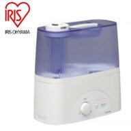 (単品限定購入商品)【送料無料】アイリスオーヤマ超音波式ハイブリッド加湿器ブルーUHM-450D-A