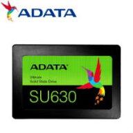 (単品限定購入商品)【送料無料】ADATAUltimateSU6302.5インチSSD480GB(3DQLC/SLCキャッシュ機能/3年保証/MTBF:150万時間/Read:520MBs/Write:450MBs)NTT-XStore限定モデルASU630SS-480GQ-T