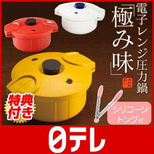 スケーター電子レンジ圧力鍋 極み味 特典付 日テレshop(日本テレビ 通販 ポシュレ)