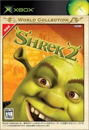 シュレック2 Xbox ワールドコレクション 英語版 廃盤 日付時間指定不可