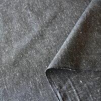 50cm単位水通し不要【広巾】遠州綿紬無地紬白鼠(しろねず)120cm巾