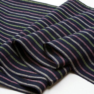 Striped silk s-23 - Hanano (Hanano) - cut up for sale