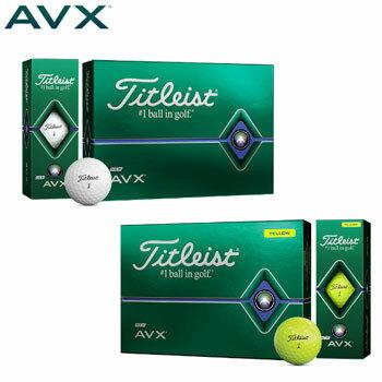 ゴルフ, ボール  2020 AVX Titleist GOLF Ball