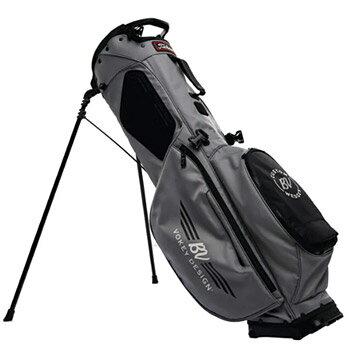 タイトリスト 2020 VOKEY PLAYERS 4 STAND BAG - GREY + BLACK/WHITE VV39985 US仕様 [Titleist ボーケイ スタンドバッグ 軽量 ゴルフ]