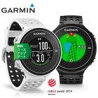 GARMIN2015ApproachS6J腕時計型GPSゴルフウォッチホワイト/ブラック[ガーミンアプローチS6Jゴルフナビゲーション距離測定器GPSナビカラー]