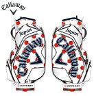 キャロウェイ2016CallawayTourWC16JMキャディバッグ9.5型[Callaway石川遼プロレプリカモデルTRUVISワールドカップ限定]