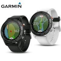 GARMIN2018ApproachS60GPSゴルフウォッチ日本正規品[ガーミンゴルフアプローチブラックホワイト010-01702-20]