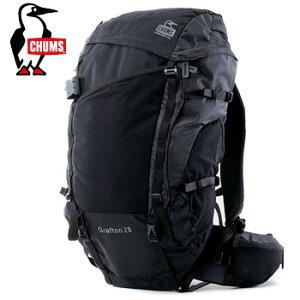 3075b7b0720c CHUMSグラフトン28 CH60-2212 ブラック[チャムス リュックサック バックパック デイバック Book Pack Sweat Nylon  Black Grafton .