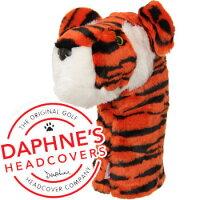 Daphne'sタイガーぬいぐるみヘッドカバードライバー用460cc対応タイガーウッズダフィニーズ