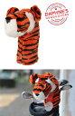 Daphne's タイガー ぬいぐるみ ヘッドカバー ドライバー用 460cc対応 タイガーウッズダフィニーズ Tiger フランク 2