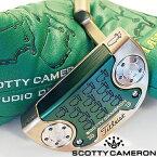 スコッティキャメロン 2019 MASTERS FASTBACK2 パター 35インチ 【Scotty Cameron マスターズ ファストバック2 専用ボックス ゴルフ]