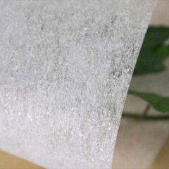 12/08【2回目】再入荷!ソフトタイプの薄手接着芯です薄手接着芯/ソフトタイプ/白/30000