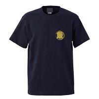 魚漢字Tシャツ半袖フロント
