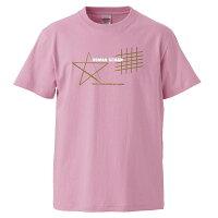 伊勢志摩ドーマンセーマンTシャツ半袖ピーチフロント側