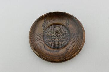 木製 茶托 だるま型 【 茶たく コースター】