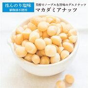 マカダミアナッツロースト薄塩味900g