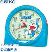 セイコークロック SEIKO キャラクター 目覚まし時計 置き時計 CQ137L セイコー目覚まし時計 セイコー置き時計 ドラえもん 音量調節 スイープ おしゃれ かわいい【あす楽対応】