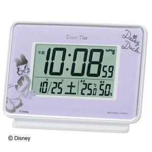 セイコークロック ディズニー キャラクター 目覚まし 置き時計 セイコー ミッキー フレンズ デイジー クオーツ おしゃれ Disneyzone