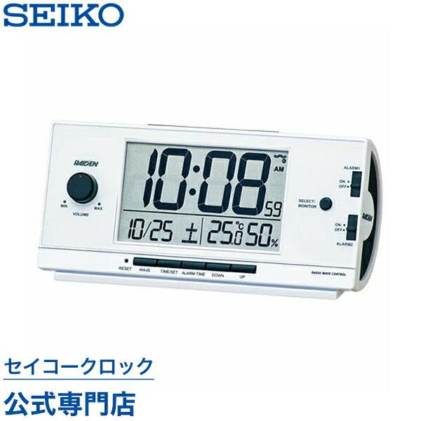 置き時計・掛け時計, 置き時計 SEIKO SEIKO NR534W 12