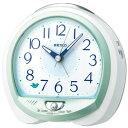 セイコークロック SEIKO 目覚まし時計 置き時計 QM745M セイコー目覚まし時計 セイコー置き時計 スイープ 鳥の鳴き声 アラーム音切替式 おしゃれ【あす楽対応】