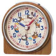 セイコークロック ディズニー キャラクター 置き時計 セイコー ミッキー フレンズ スイープ おしゃれ Disneyzone