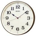 SEIKOギフト包装無料 セイコークロック SEIKO 掛け時計 壁掛け 電波時計 KX221B セイコー掛け時計 セイコー電波時計 スイープ 静か 音がしない おしゃれ【あす楽対応】 送料無料【ギフト】