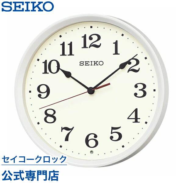 SEIKOギフト包装無料 セイコークロック SEIKO 掛け時計 壁掛け 電波時計 KX223W セイコー掛け時計 セイコー電波時計 スイープ 静か 音がしない おしゃれ【あす楽対応】【ギフト】 母の日