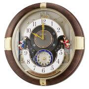 セイコークロック 掛け時計 からくり セイコー メロディ おしゃれ