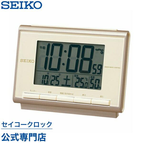 置き時計・掛け時計, 置き時計 SEIKO SEIKO SQ698C