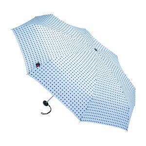 ☆【正規品】クニルプス(Knirps)X1日傘兼小型軽量折りたたみ傘SkyDot