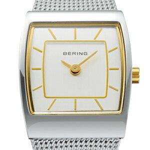 ベーリングBERINGレディース腕時計11219-000クラシックカービングメッシュSSメッシュベルト【正規品】【送料無料】【楽ギフ_包装】