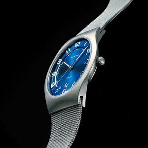 ベーリングBERINGメンズ腕時計11937-078ウルトラスリムチタニウムSSメッシュベルト【対応】【正規品】【送料無料】【_包装】【マラソン201408_送料込み】