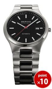 【ポイント10倍!さらに商品到着後レビューで500円クーポン】ベーリング BERING メンズ 腕時計 ...