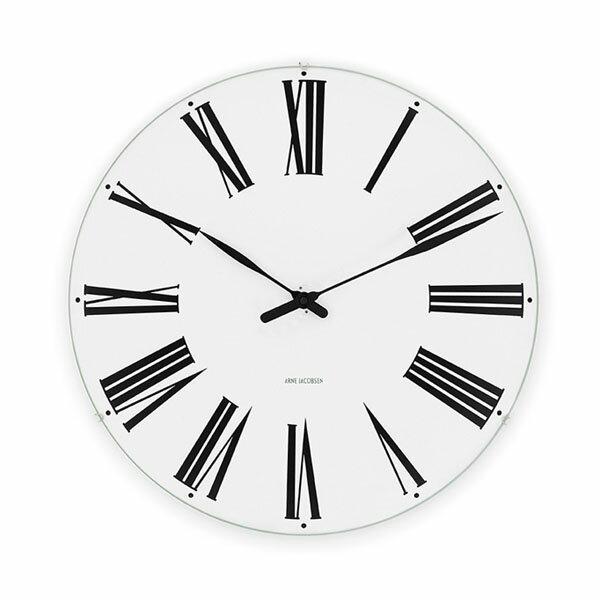 【アルネヤコブセン】【Roman Clock】 ローマン クロック 29センチ 43642 【正規品】  【あす楽対応】:NUTS(時計&デザイン雑貨)