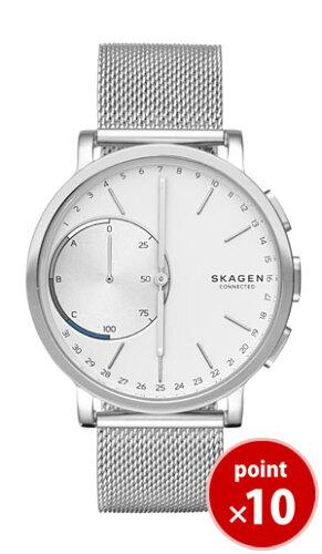 スカーゲン SKAGEN スマートウォッチ メッシュベルト メンズ HAGEN CONNECTED 腕時計 SKT11...