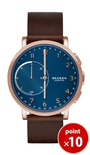 スカーゲン SKAGEN スマートウォッチ ロースゴールド メンズ 腕時計 HAGEN CONNECTED SKT1...