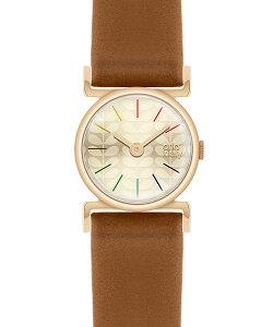 【先着でハンドタオルプレゼント】オーラ・カイリーorlakielyレディース腕時計OK2046レザーストラップ【正規品】【送料無料】