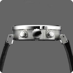 イッセイミヤケISSEYMIYAKEWダブリュクロノグラフ43mm和田智メンズ腕時計SILAY003カレンダークロノグラフレザーベルト【あす楽対応】【正規品】【送料無料】【楽ギフ_包装】