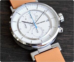 【先着でウォッチクロスプレゼント】イッセイミヤケISSEYMIYAKEWダブリュクロノグラフ43mm和田智メンズ腕時計サイレントブルーカレンダーSILAY008 腕時計イッセイミヤケ腕時計イッセイミヤケ腕時計正規品送料無料あす楽対応