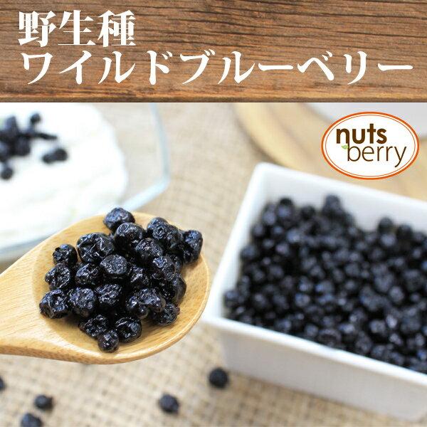 【原料買い】野生種ワイルドブルーベリー≪11.34kg≫:nutsberry