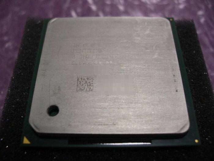 中古CPU用 Pentium4(3.0GHz) 3.0GHz/512/800/ SL6WK