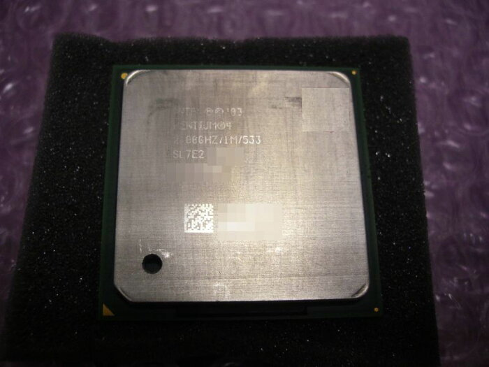 中古CPU用 Pentium4(2.80GHz) 2.80GHz/1M/533/ SL7E2