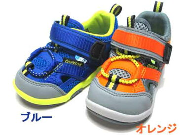 【あす楽】オシュコシュ OSHKOSH B'gosh 男の子用 サマーシューズ ベビーシューズ【キッズ・靴】