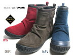 【あす楽】マドラスウォークmadrasWalkゴアテックスフットウェアサイドストレッチブーツレディース靴