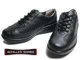 【あす楽】アキレス ソルボC スタンダード ACHILLES SORBO 034 ワイズ4E ウォーキングシューズ 黒 レディース 靴
