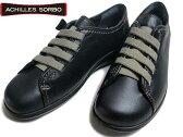 【あす楽】アキレスソルボ Achilles SORBOコンフォートウォーキングシューズ黒【レディース・靴】