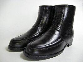 アキレスコザッキーCOSSACKY紳士防寒ブーツボア付きブーツカラー:ブラック【靴】